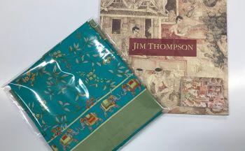 La Soie Thaïe et Jim Thompson