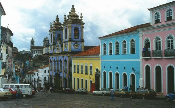 Voyage découverte d'Iguaçu à Salvador de Bahia en passant par Sao Paulo, Belo Horizonte et Ouro Preto en vingt jours