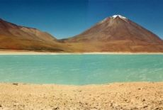 Voyage en Bolivie: Laguna Colorada et Laguna Verde