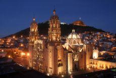 Voyage au Mexique: Centre historique de Zacatecas