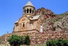 Voyage en Arménie: Les monastères