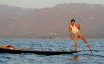 Voyage en Birmanie : le Lac Inlé