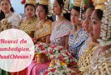 Fêtes traditionnelles auCambodge