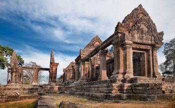 Voyage au Cambodge: Le temple Preah Vihear