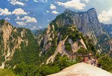Voyage en Chine: Le Mont Huashan