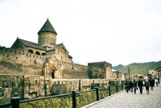 Voyage en Géorgie: La cité antique de Mtskheta