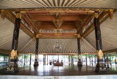 Voyage en Indonésie: Kraton