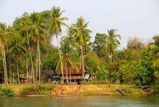 Voyage au Laos: L'île de Don Khong