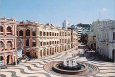 Voyage à Macao – Centre historique de Macao