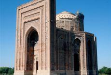 Voyage au Turkménistan: Kunya-Urgench