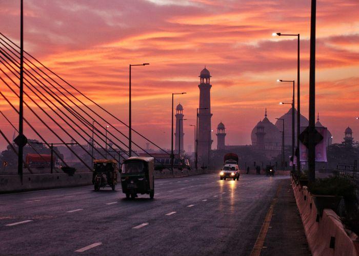 Quel circuit en individuel au Pakistan ?