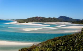 Circuit sur-mesure en Australie : Les Whitsunday en quatre jours