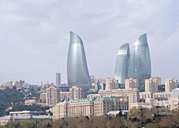 Extension Bakou et sa région en étoile en cinq jours