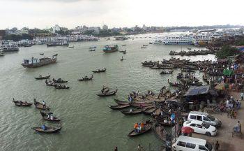 Circuit organisé au Bangladesh à bord du Rocket Steamer en trois jours
