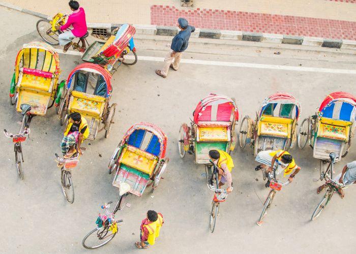 Voyage combiné au Bangladesh et en Inde en vingt-deux jours