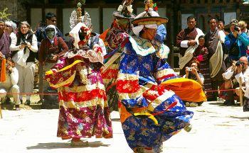 Voyage découverte du Bhoutan en neuf jours
