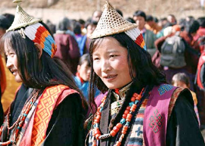 Voyage combiné Inde-Bhoutan en dix sept jours