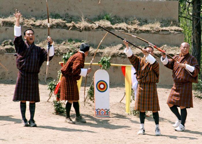 Voyage au Bhoutan trek en quatorze jours