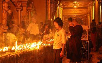 Voyage en Birmanie : les festivals