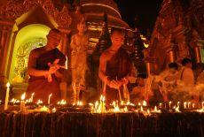 Vacances en Birmanie : Fêtes traditionnelles au Myanmar