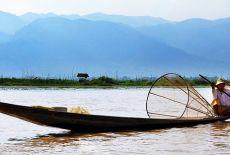 Trek Birmanie : le Lac Inlé