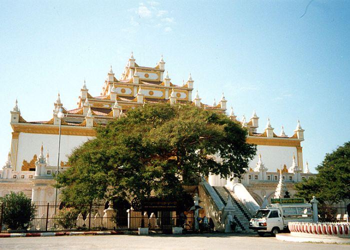 Extension de Kalav à Indein (Inlé) en quatre jours