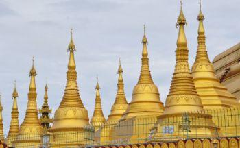 Extension aux grottes de Monywa, de Mandalay à Mandalay en deux jours