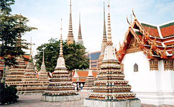 Voyage combiné Thaïlande - Birmanie en dix neuf jours