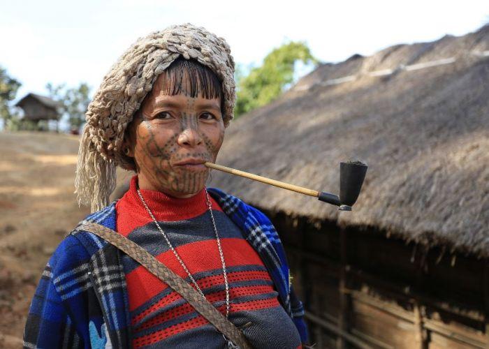 Circuit individuel Birmanie : Chez les Chins à Mrauk Oo en six jours