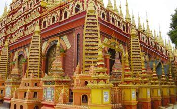 Vacances Birmanie : les grottes de Monywa en deux jours