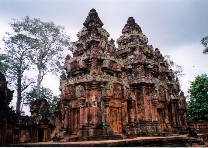 Voyage combiné Laos/Cambodge en seize jours