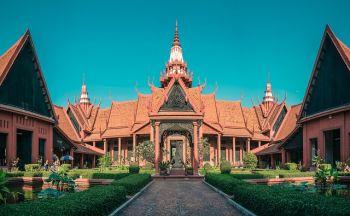 Voyages Tendance et Voyages à Thèmes au Cambodge