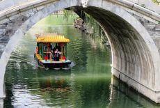 Séjour Chine : Le Grand Canal
