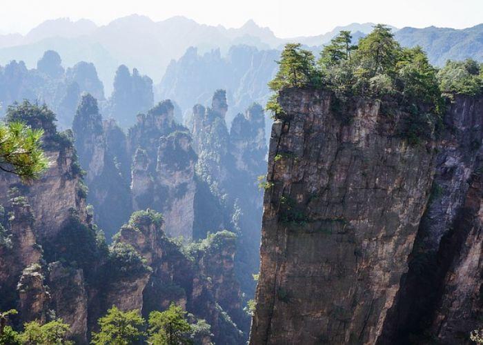 Voyage Chine : Le Parc National Forestier de Zhangjiajie dans le Hunan