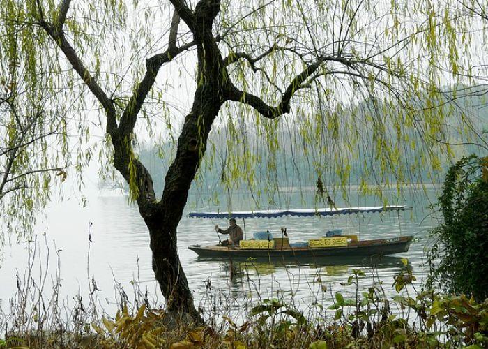 Voyage Chine : Le Lac de l'Ouest