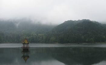 Voyage en Chine: Le Parc national de Lushan