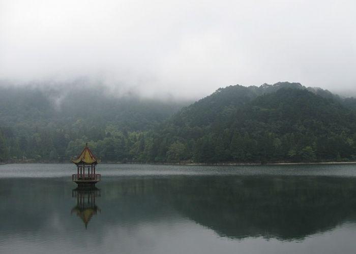 Voyage Chine : Le Parc National de Lushan