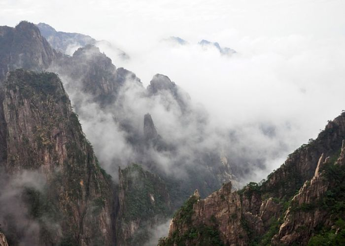 Voyage en Chine : Le Mont Huashan