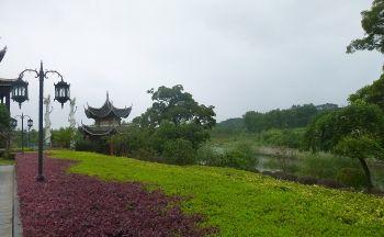 Extension de la montagne jaune de Suzhou en cinq jours
