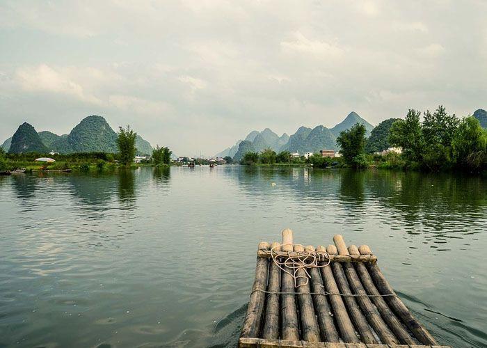 Circuit organisé en Chine : extension à Guilin en trois jours