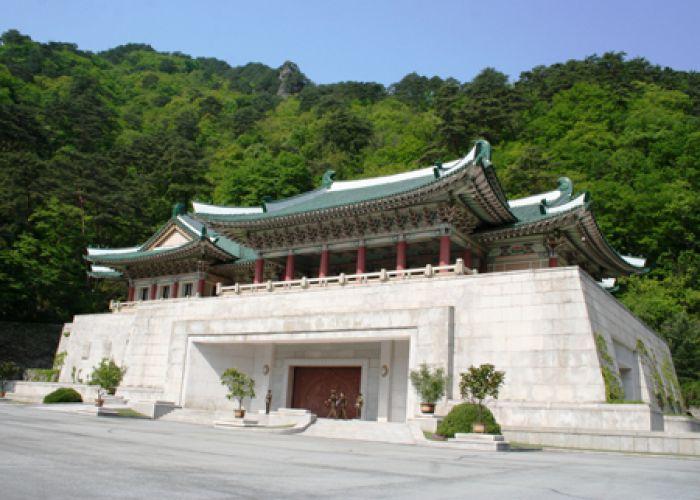 Circuit classique Nord-coréen au rythme du train en onze jours