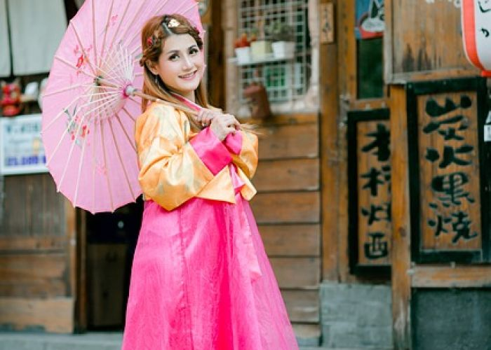 Le Hanbok, habit traditionnel des Coréens
