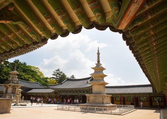 Voyage en Corée du Sud: La ville de Gyeongju, capitale historique des dynasties de Shilla