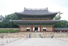 Voyage en Corée du Sud : les nocturnes du palais Changdeokgung à Séoul