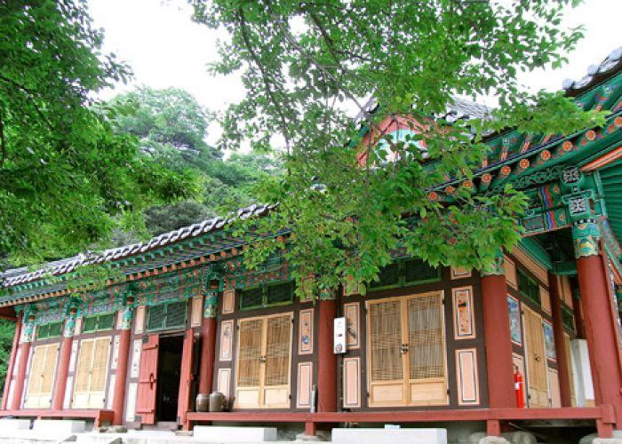 Extension en Corée du Sud au Mont Jiri en deux jours