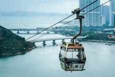 Voyage à Hong-Kong: L'île de Lantau