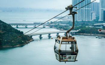 Voyage Hong Kong, Voyage Chine : L'île de Lantau