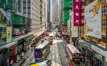 Combiné Hong Kong - Macao - Canton en douze jours