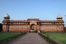 Voyage en Inde: Le Fort d'Agra