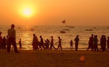 Voyage en Inde: les Plages